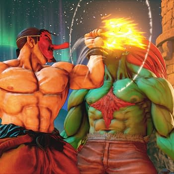Street Fighter V Celebrates Fifth Anniversary With Season 5 Pass