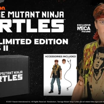 TMNT NECA Loot Crate Figures For Year Two Revealed, Orders Up Now