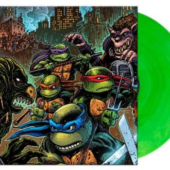 TMNT 2: Secret Of The Ooze Vinyl Preorder At Waxwork Records Tomorrow