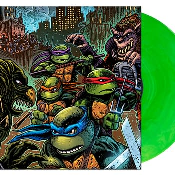 TMNT 2: Secret Of The Ooze Vinyl Preorder At Waxwork Records Tomorrow
