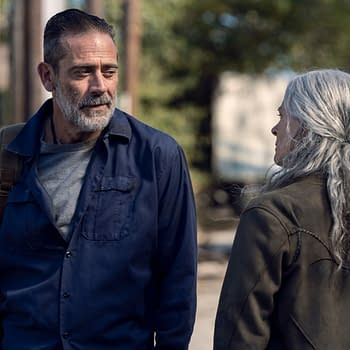 The Walking Dead Stars Discuss Daryl Carol &#038 Negans Redemption Arc