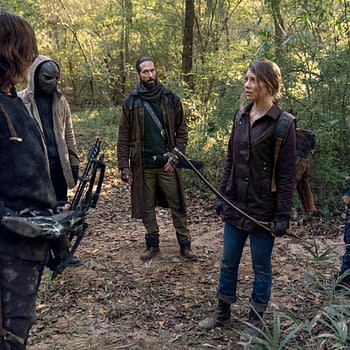 The Walking Dead Releases New Season 10 Home Sweet Home Images