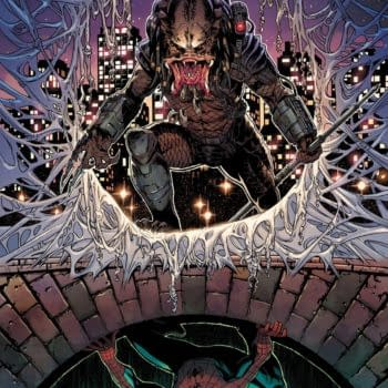 The Predator Hunts The Marvel Universe In A Series of Variant Covers
