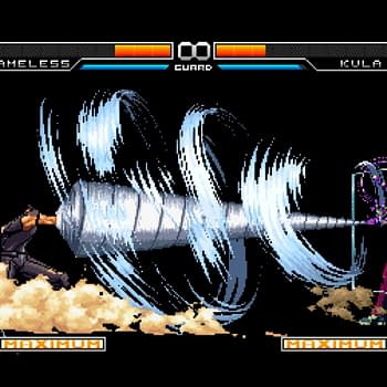 The King Of Fighters 2002 Unlimited Match Comes To PS4