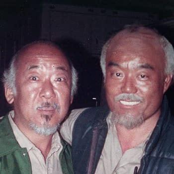 More Than Miyagi Director Kevin Derek on Showing The Real Pat Mortia