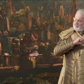 Thor: Ragnarok – Sam Neill Recalls His Awkward Odin Cameo