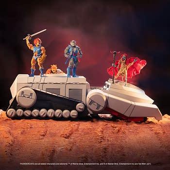 Thundercats ThunderTank Now Up For Order Fully Revealed