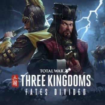 SEGA Announces New Total War: Three Kingdoms DLC: Fates Divided