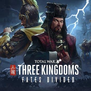 SEGA Announces New Total War: Three Kingdoms DLC In Fates Divided