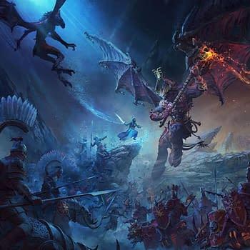 SEGA &#038 Creative Assembly Announce Total War: Warhammer III