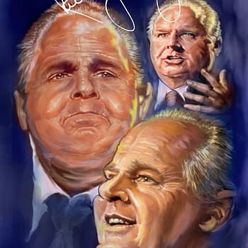 Rush Limbaugh Biographical Comic Book Rushed Out For Tomorrow