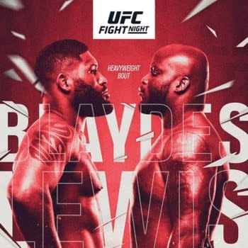 UFC Heavyweight Division Best It Has Been In Years Right Now