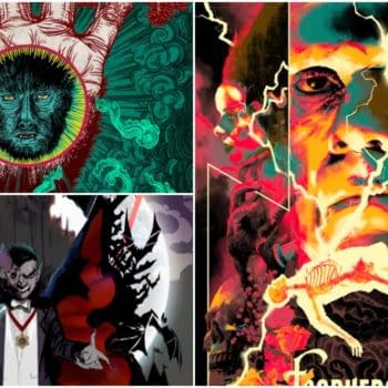 Universal Monsters Art Initiative From Universal & Tongal Debuts