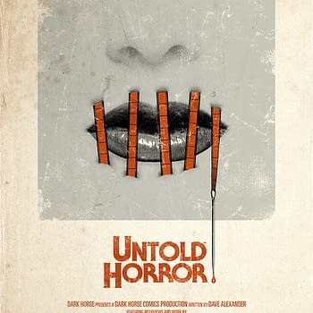 Untold Horror From Dark Horse Will Tell Us About Films That Never Were