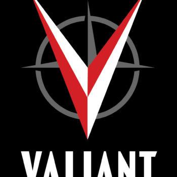 The logo of Valiant Entertainment