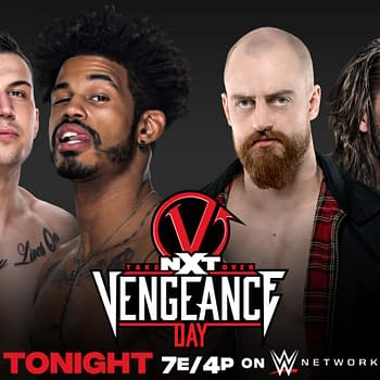 Vengeance Day Results &#8211 Who Won the Mens Dusty Rhodes Classic