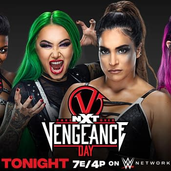Vengeance Day Results &#8211 Who Won the Womens Dusty Rhodes Classic