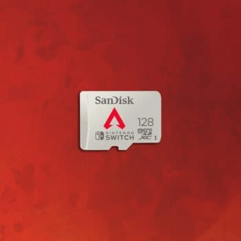 Western Digital Releases An Apex Legends Nintendo Switch MicroSD