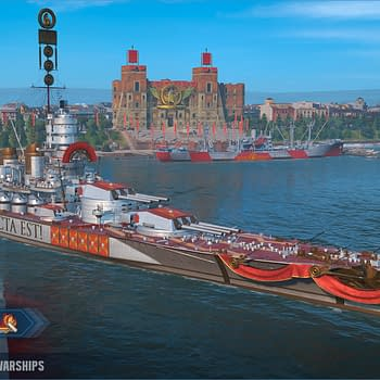 World Of Warships Will Be Getting New Italian Battleships
