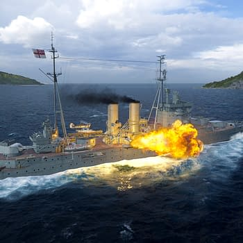 Aircraft Carriers Come To World Of Warships: Legends
