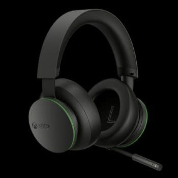 Microsoft Reveals Their Own Xbox Wireless Gaming Headset