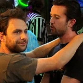 Always Sunny: Rob McElhenney Honors Charlie Day with Creamy BDay Treat