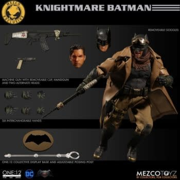 Knightmare Batman Collectibles You Might Want For Your Collection