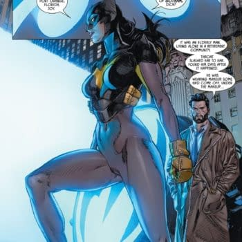 The Fox Family In Next Batman