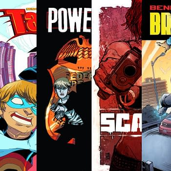 Brian Bendis Creator Owned Comics Pulled Off ComiXology/Kindle Again