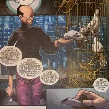 Out First Look At New Batman Villain, Simon Saint (Spoilers)