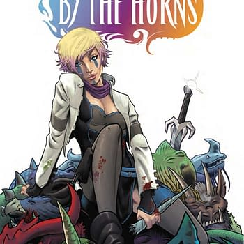 By The Horns #1 Review: Room To Become Amazing