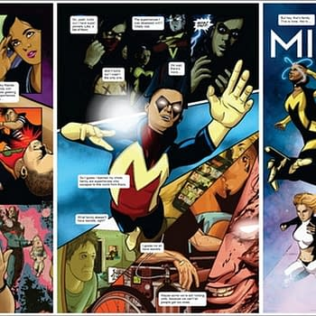 The Miracles To Appear in Donny Cates and Geoff Shaws Crossover