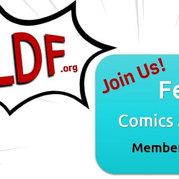 CBLDF Comics After COVID Online Panel Today