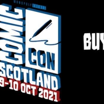 How Scottish Comic Con Are Returning - Or Not - For 2021