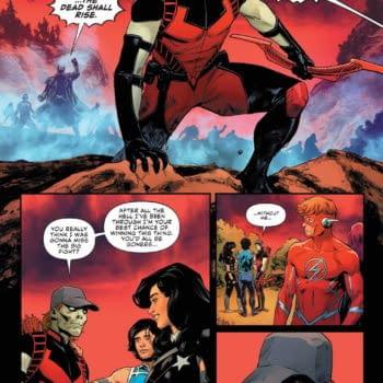 Where Is Roy Harper In DC Infinite Frontier? (Spoilers)