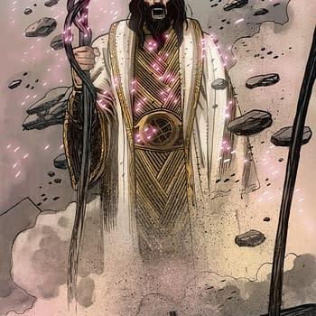 Doctor Strange Asgardian God Vs Donald Blake &#8211 And Knull