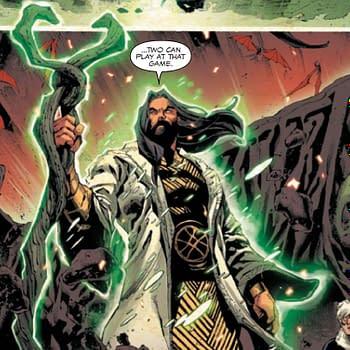 The King In Black &#8211 The God Of Light Revealed (Spoilers)