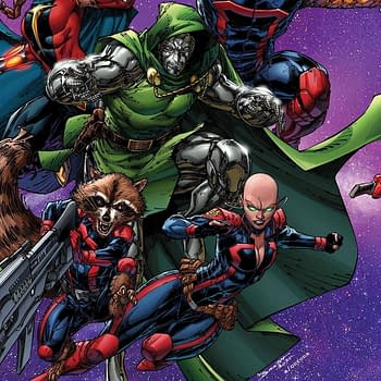 Doctor Doom Joins Marvels Guardians Of The Galaxy