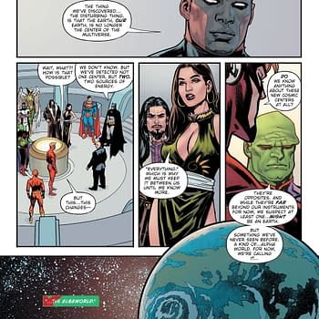 What Is... Earth Omega? (Future State Justice League Spoilers)