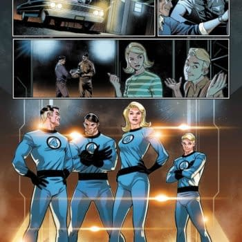 Fantastic Four Get A Life Story To Follow Spider-Man From Marvel