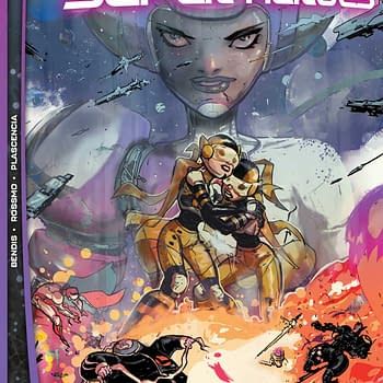 Future State #2: Legion of Super-Heroes Review: Hamstrung