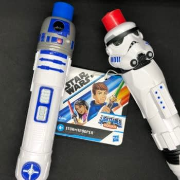 Star Wars R2-D2 Lightsaber is the Droid Collectible You're Looking For