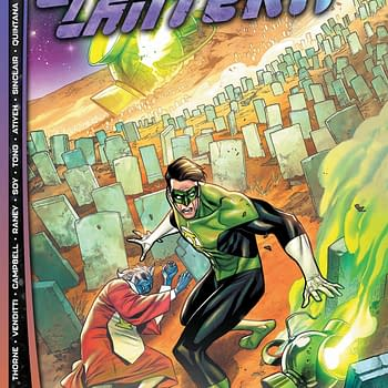 Future State #2: Green Lantern Review: Hold The Line