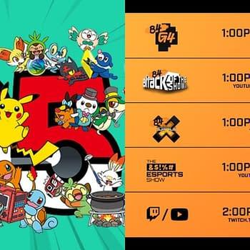 G4 B4G4 Friday Line-Up Celebrates Pokemon 25th Anniversary