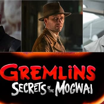 Gremlins Animated Prequel Casts Ming-Na Wen BD Wong Matthew Rhys