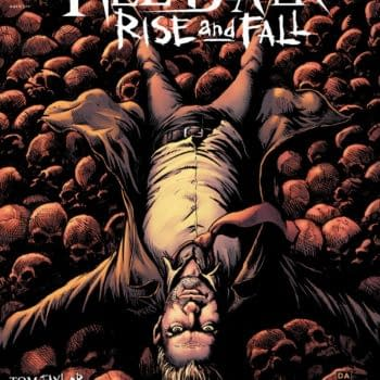 Hellblazer Rise And Fall #3 Review: Irredeemably Evil