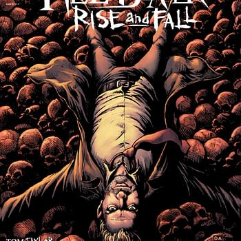 Hellblazer: Rise and Fall #3 Review: Irredeemably Evil