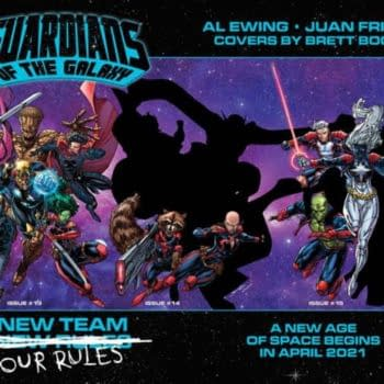 More Silhouettes For New Guardians Of The Galaxy