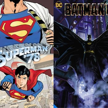 DC Publish Superman 78 and Batman 89 Comics To Feel Like The Movies