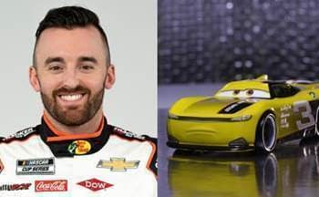 NASCAR Gets Animated As Mattel Announces Pixars Cars Crossover